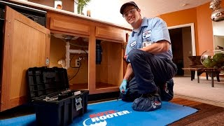 How to Un-Jam a Garbage Disposal Like a Plumber | Roto-Rooter