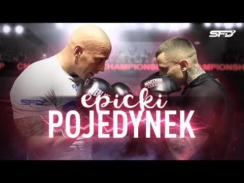 Epicki pojedynek - Kaen x Piekarz  - SFD