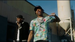 """Moneybagg Yo ft. Lil Baby, Rylo Rodriguez """"No Chill"""" (Music Video)"""