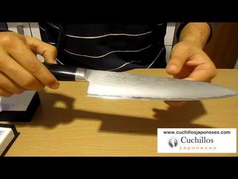 ELEGIR BIEN UN CUCHILLO DE COCINA + CORTES BÁSICO