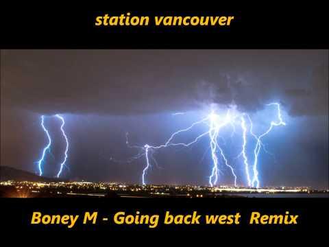 Boney M - Going back west Remix