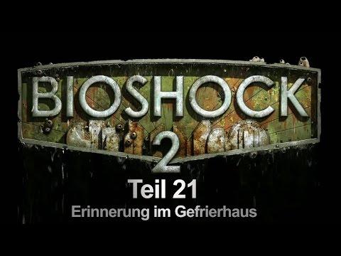 Lets Play Bioshock 2 - Teil 21 - Erinnerung im Gefrierhaus