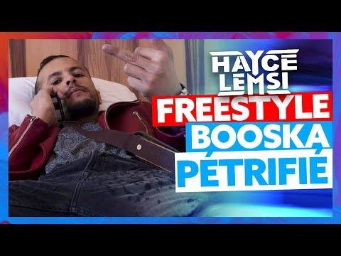 Hayce Lemsi | Freestyle Booska Pétrifié