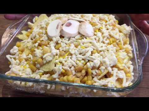 Download پیش غذای چیپس و پنیر حرفه ایHow To Make Chips & Cheese HD Mp4 3GP Video and MP3