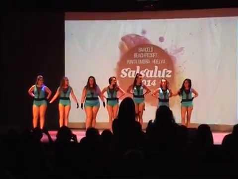 Disfruta Bailando SALSALUZ 2014