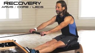 Josh Crosby Fitness: FREE Indoor Rowing Tutorial feat. the Indo-Row 3x3