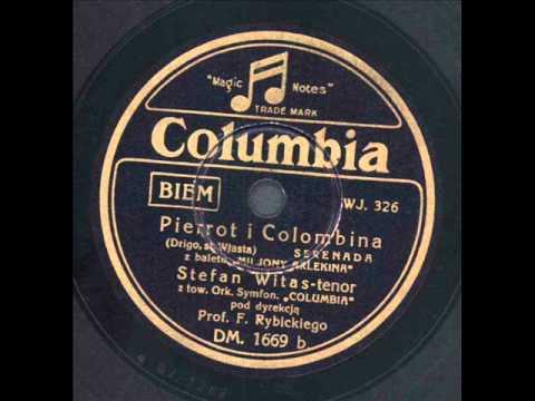 Stefan Witas - Pierrot i Colombina.