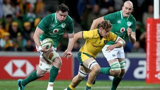 Ireland levelled the series and gained their first win over the Wallabies on Australia soil since 1979. Check out the highlights from the second Test at Melbourne's AAMI Park.  Furlong On Fire As Ireland End Wait for Away Win Over Wallabies - http://www.irishrugby.ie/rugby/fixturesandresults/42176.php
