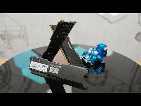 [轉貼]【翼王】阿斯加特DDR4 8G記憶體,開箱及評測