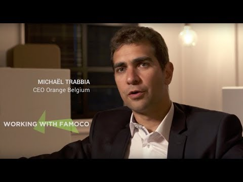 Client Testimonial - Orange on working with Famoco to deploy a KYC solution