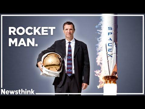 Meet the Brains Behind SpaceX Rockets