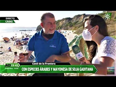 Sol, playa, mar y atún, Conil de la Frontera, Cádiz