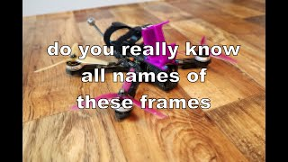 Do you really know all of these FPV Racer - Freestyle - Cinewhoops Frames - team #bckflp