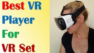 Best VR Player For VR Set (Hindi)