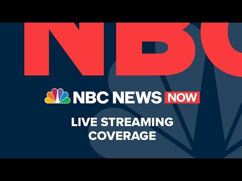 देखो एनबीसी न्यूज अब लाइव - 28 अगस्त
