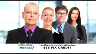 Lee's Summit Honda now has Credit Protection USA