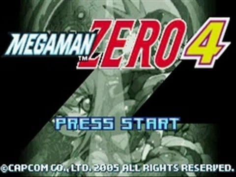 megaman zero 4 gba emuparadise
