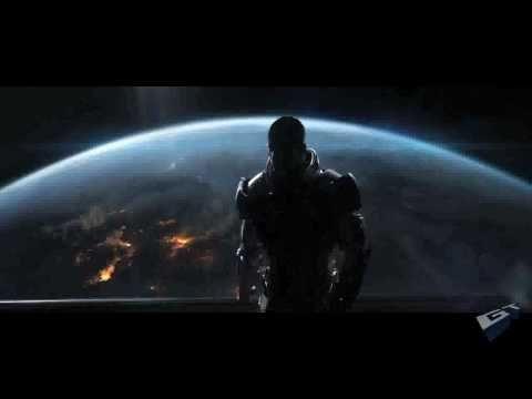 Mass Effect Scrolls 3: Skyrim