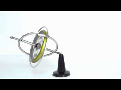 Youtube Video for Space Gyroscope - over 40 pieces