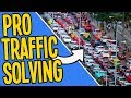 Solving City Wide Traffic with Pro Tips in Cities Skylines!