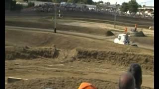 preview picture of video 'course de camion cross 2 saint junien'