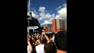 Boy Hits Car - Benkei Stage Dive - Krock Free For All