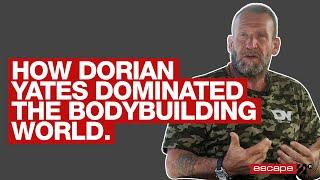 Dorian Yates: Birmingham's answer to Arnold Schwarzenegger - Escape Your Limits Ep 75