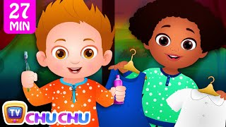 Wake Wake Wake Up Now and Many More Videos   Popular Nursery Rhymes Collection by ChuChu TV For Kids