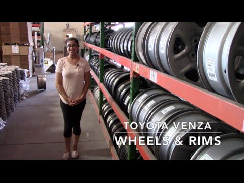 Factory Original Toyota Venza Wheels & Toyota Venza Rims – OriginalWheels.com