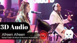 Afreen Afreen | Rahat Fateh Ali Khan | Coke Studio | 3D Audio | Surround Sound | Use Headphones 👾