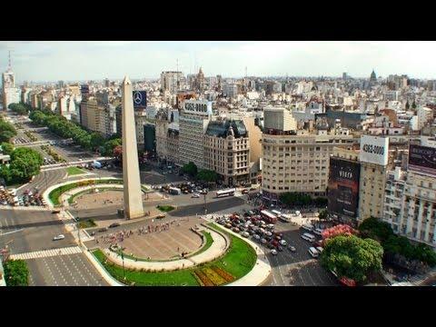 Thema: Vakantie kaarten e-card : buenos aires argentina