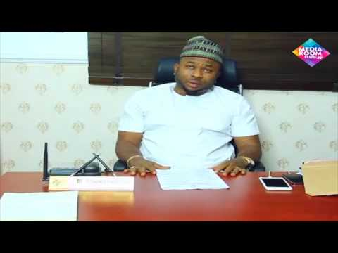Tonto Dikeh's Husband's Exclusive Interview with Media Room Hub TV