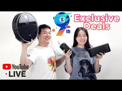 , title : 'Crazy fun, Crazy coupons! Geekbuying 9th Anniversary LIVE'