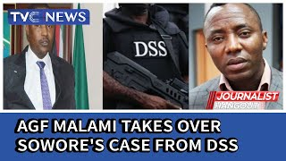 AGF Malami takes over Sowore's case from DSS