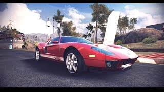Asphalt 8 - Ford 2006 GT (The Great Wall) 1:18.001