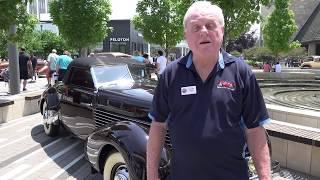 Classic Car Club of America - GIRCCCA - Organizer Speaks to Belonging to Car Clubs