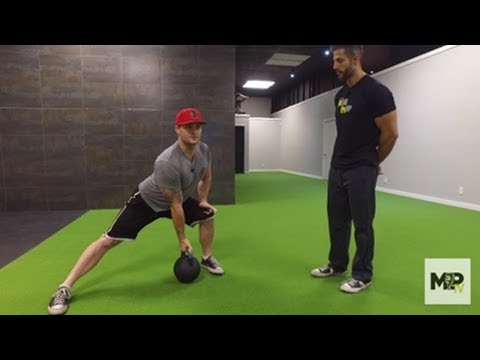 Side (Lateral) Lunge Technique