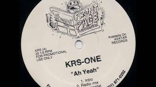 KRS-One - Ah Yeah (Instrumental)