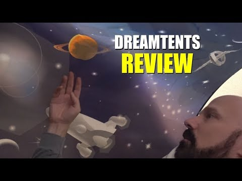 DreamTents Review: Bed Tent for Kids