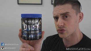 Blackstone Labs Angel Dust V2 Pre-Workout Supplement Review - MassiveJoes.com Raw Review