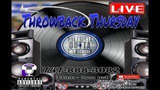 Throwback Thursday 5-31-18 Drake vs. Pusha T Special Guest TDP, Ketra Long, Tameka Bob