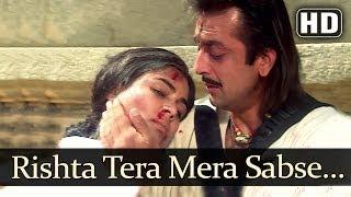 Rishta Tera Mera- Sad (HD) - Jai Vikraanta Songs   - YouTube