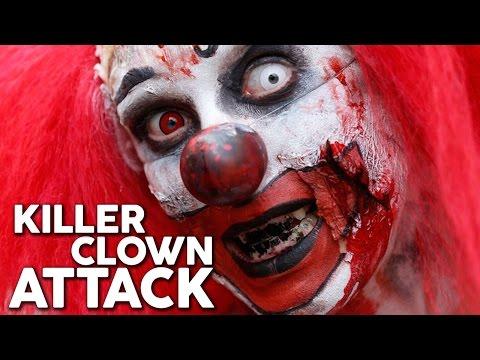 Killer Clown Attacks (Chat Show)