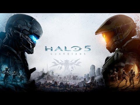 Halo 5: Guardians (Full Campaign & Cutscenes)