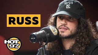 Hot 97 - Russ On Why He's Hated, Mac Miller's Passing, + Drug Culture In Fiery Convo