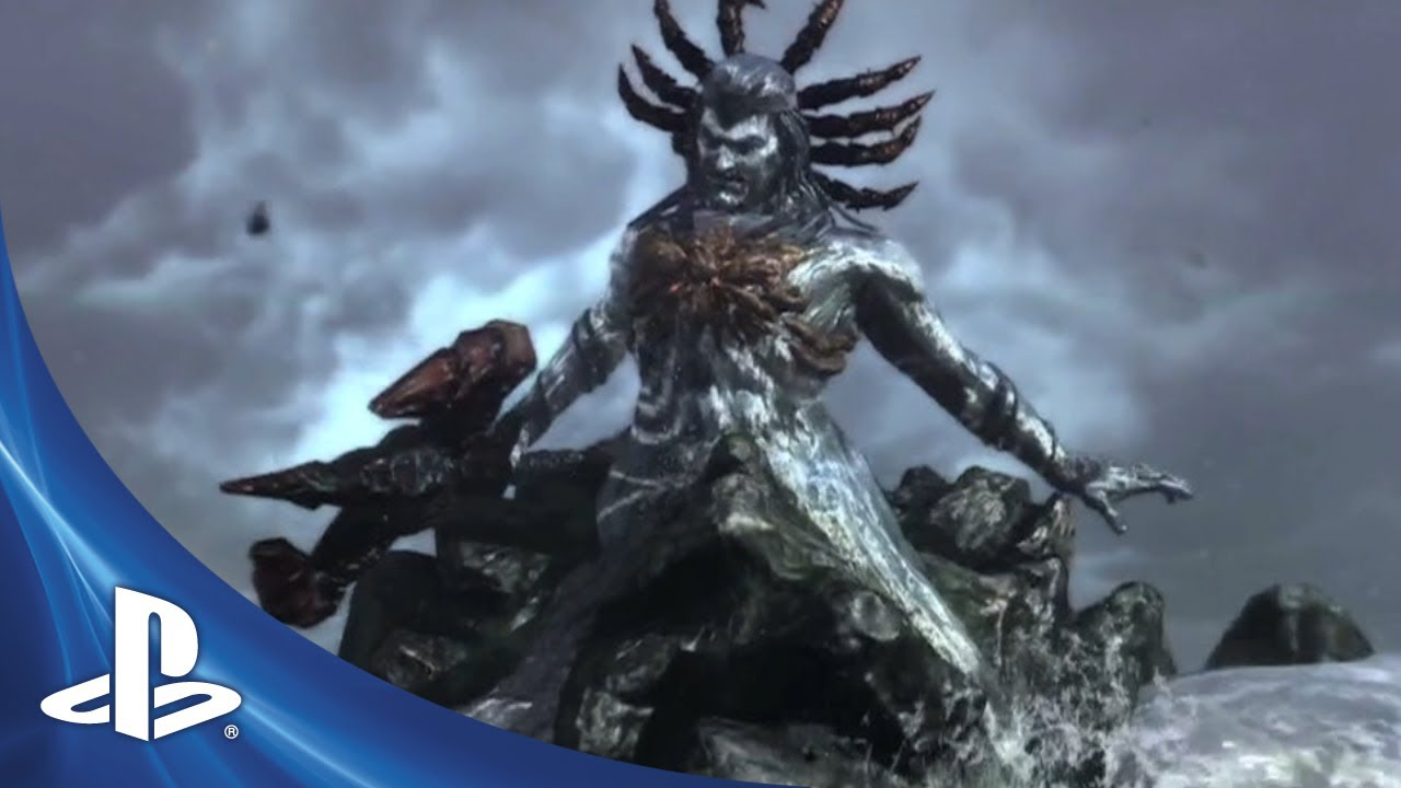 God of War's Top 5 Epic Moments: Number Three —  The Brutal Death of Poseidon
