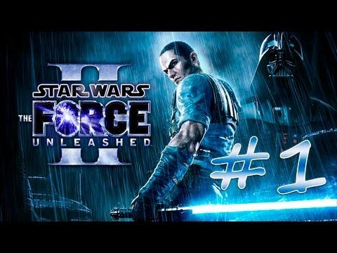 Прохождение Star Wars: The Force Unleashed II (PC) #1 - Камино - Побег