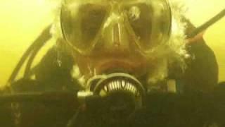 preview picture of video 'Olecko nurkowanie podlodowe'