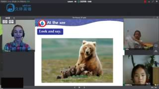 98kid English online teaching