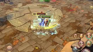 Age Of Wushu Dynasty Play Skill Drunken Fist #1